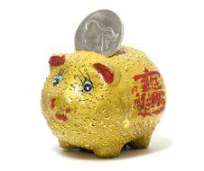 Free Piggy Bank Stock Photos - 8630773