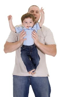 Free Father And Son Stock Images - 8630924