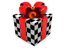 Free Present Box Royalty Free Stock Image - 8631746