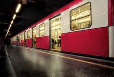 Free Subway Stock Photo - 8632170