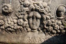 Klaudia S Sarcophagus Royalty Free Stock Photos