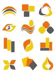 Free Logo8 Stock Image - 8633401