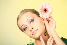 Free Face Care Royalty Free Stock Image - 8633776