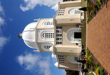 Free Bahai Temple Stock Photos - 8633923
