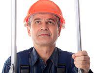 Free Serious Builder Stock Photos - 8634043