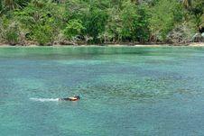 Free Thai Sea Island, Trang Province, Thailand. Stock Photos - 8634373