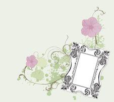 Free Retro Frame Stock Image - 8634801