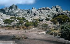 Free Andringitra National Park,Madagascar Royalty Free Stock Images - 8635049