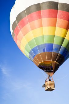 Free Lone Balloon Stock Photos - 8636043