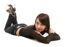 Free Playful Girl Stock Photo - 8637980