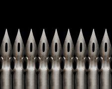 Free Pens Background Stock Image - 8638791