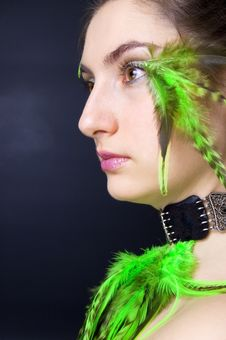 Free Pretty Woman Royalty Free Stock Image - 8639676