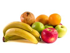 Free Fruits Royalty Free Stock Photo - 8639685