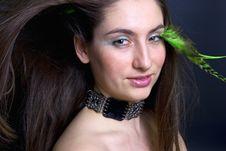 Free Pretty Woman Royalty Free Stock Photography - 8639757