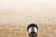 Free Street Lamp Details Royalty Free Stock Photo - 86300545