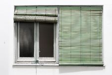 Free Blinds Duality Royalty Free Stock Photo - 86300695