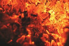 Free Hot Coals Royalty Free Stock Images - 86300789