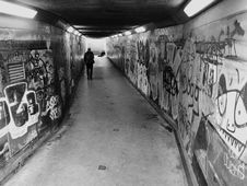 Free Belfast Underpass Royalty Free Stock Image - 86301016