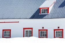 Free Red Windows Stock Photos - 86301063