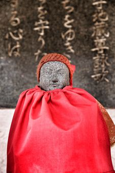 Free Small Japanese Statue Stock Images - 86301124
