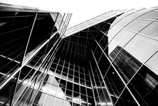Free Glass Building Royalty Free Stock Photos - 86301688