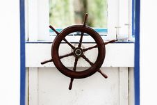 Free Boat Helm Royalty Free Stock Photo - 86302845