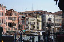 Free Venice Street Royalty Free Stock Photo - 86302895