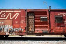 Free Wagon Royalty Free Stock Photo - 86303385