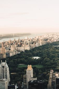 Free Central Park View Royalty Free Stock Images - 86303389