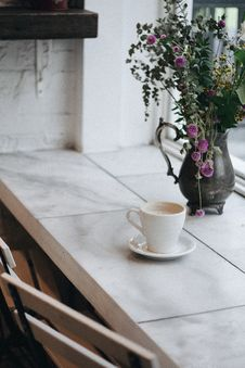 Free Coffee Time Royalty Free Stock Photo - 86303685
