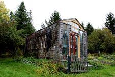 Free Stylish Hut Royalty Free Stock Images - 86303969