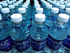 Free Water Bottles Royalty Free Stock Images - 86309049