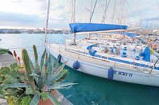Free Circolo Nautico NIC Porto Di Catania - Sicilia Italy Italia - Creative Commons By Gnuckx Stock Photo - 86309500