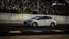 Free Focus ST Racing Stock Photo - 86310730