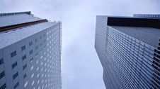 Free Low Angle Photography Of Skyscrapers Against Sky Stock Image - 86314931