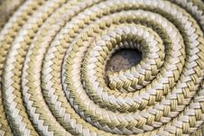 Free Coiled Rope Stock Photography - 86353032