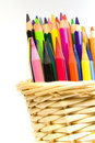 Free Some Color Wooden Pencils Royalty Free Stock Photo - 8642175
