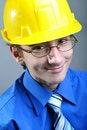 Free Engineer Stock Photo - 8642240