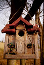 Free Bird House Stock Images - 8643704