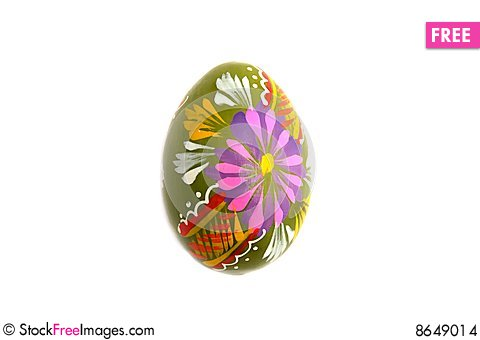 Free Easter Egg Stock Images - 8649014