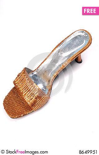 Free Ladies Footwear Stock Image - 8649951