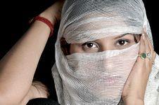 Free Arabian Girl Stock Photography - 8640232