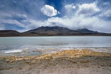 Free Lake In Bolivia,Bolivia Royalty Free Stock Image - 8640266