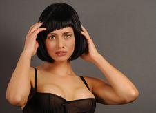 Free Glamour Model Stock Photos - 8640533