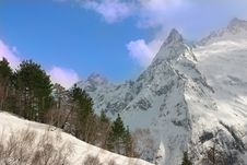 Free Caucasian Mountain Stock Images - 8641624