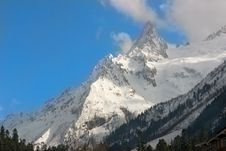 Free Caucasian Mountain Stock Photography - 8641722