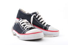 Free Sneakers Royalty Free Stock Photos - 8641898