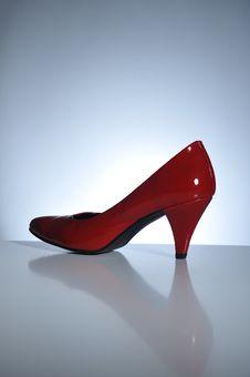 Free Women Shoe Stock Photos - 8641933