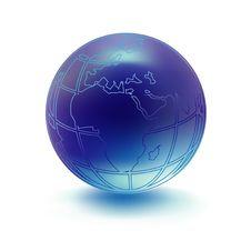Free Globe Icon Stock Photos - 8643083
