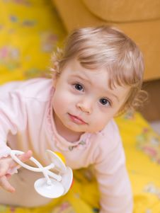 Free Little Girl Royalty Free Stock Images - 8643149